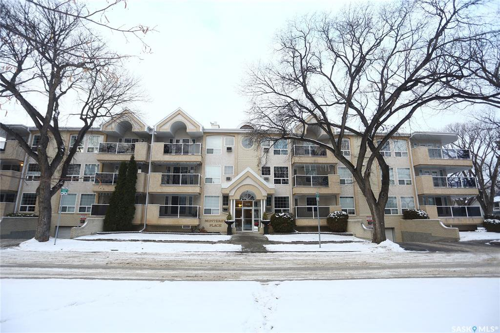 Photo 1: Photos: 203 1012 Lansdowne Avenue in Saskatoon: Nutana Residential for sale : MLS®# SK793757