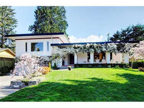 Main Photo: 2950 NEWMARKET Drive in North Vancouver: Home for sale : MLS®# V1000495