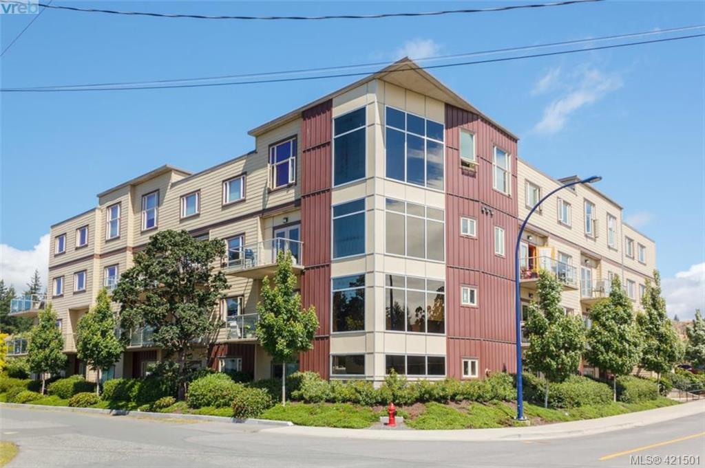 Main Photo: 107 2732 Matson Road in VICTORIA: La Langford Proper Condo Apartment for sale (Langford)  : MLS®# 421501