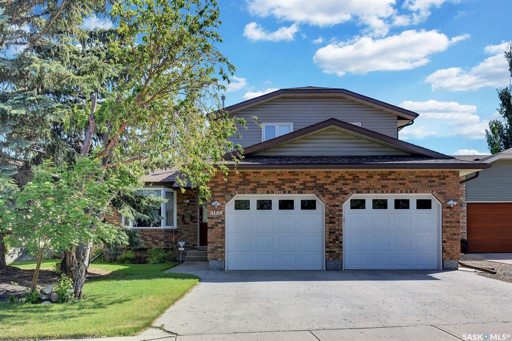 Main Photo: 3159 Zech Place in Regina: Gardiner Heights Residential for sale : MLS®# SK813650