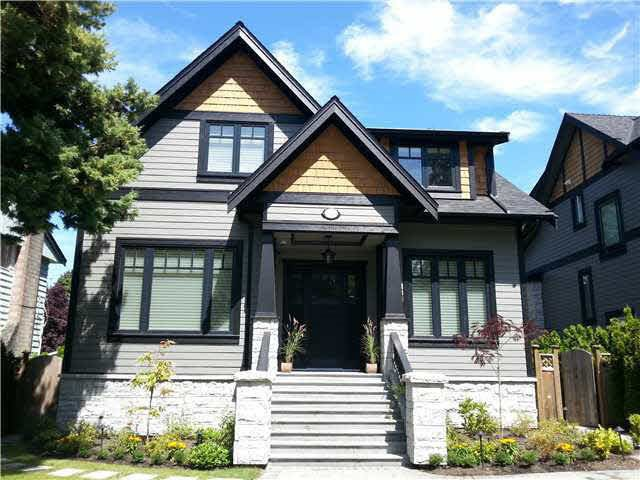 Main Photo: 3223 W 26TH AVENUE in : MacKenzie Heights House for sale : MLS®# R2012415