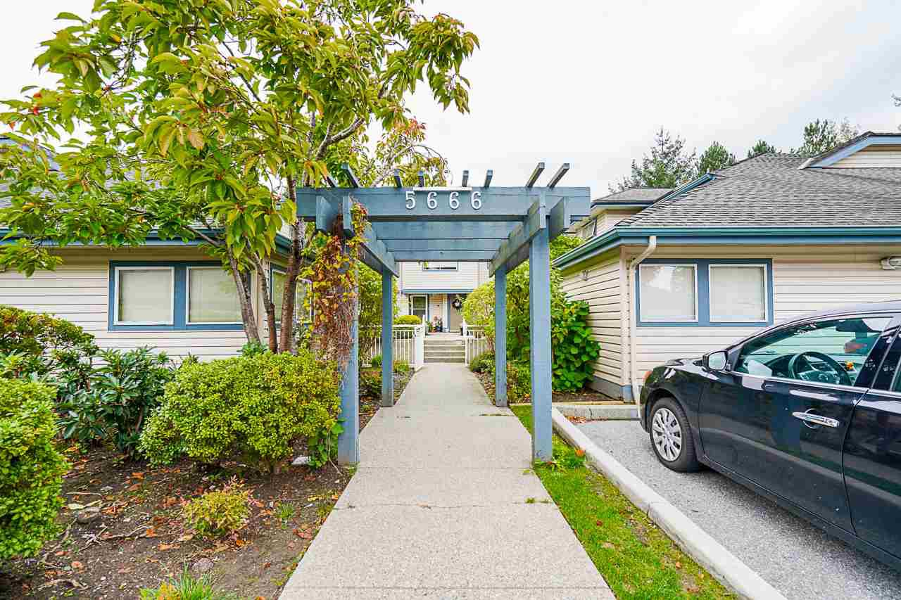 "Main Photo: 24 5666 208 Street in Langley: Langley City Townhouse for sale in ""THE MEADOWS"" : MLS®# R2521188"