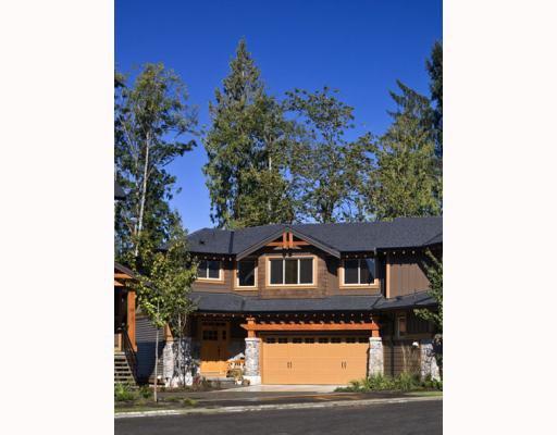 """Main Photo: 78 24185 106B Avenue in Maple Ridge: Albion 1/2 Duplex for sale in """"TRAILS EDGE"""" : MLS®# V810264"""