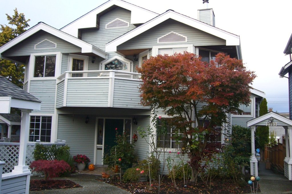 Main Photo: 2783 W 5TH Avenue in Vancouver: Kitsilano Townhouse for sale (Vancouver West)  : MLS®# V822436
