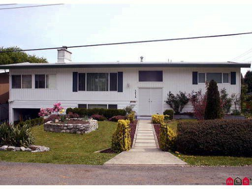 Main Photo: 2414 RIDEAU Street in Abbotsford: Abbotsford West House for sale : MLS®# F1011885