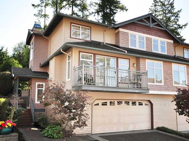 "Main Photo: 1126 STRATHAVEN Drive in North Vancouver: Northlands Townhouse for sale in ""STRATHAVEN"" : MLS®# V843493"