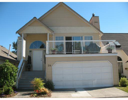 "Main Photo: 24 2865 GLEN Drive in Coquitlam: Eagle Ridge CQ House for sale in ""BOSTON MEADOWS."" : MLS®# V723113"