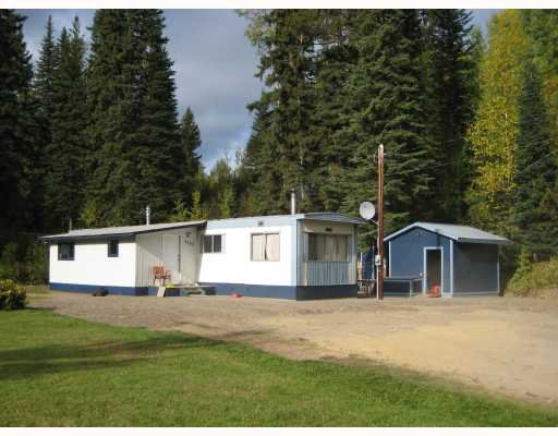 Main Photo: 8185 S HONEYMOON Drive in Prince_George: Chief Lake Road Manufactured Home for sale (PG Rural North (Zone 76))  : MLS®# N187093