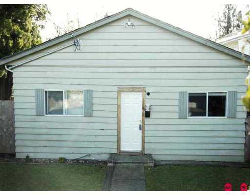 """Main Photo: 32912 2ND Ave in Mission: Mission BC House for sale in """"Mission"""" : MLS®# F2701682"""