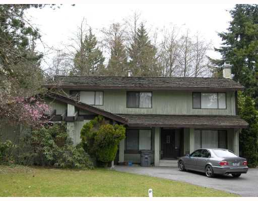 Main Photo: 4169 DONCASTER Way in Vancouver: Dunbar House for sale (Vancouver West)  : MLS®# V748901