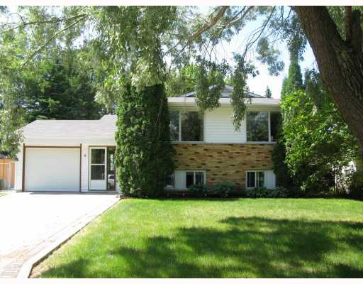 Main Photo: 6 PRESCOT Road in WINNIPEG: Fort Garry / Whyte Ridge / St Norbert Residential for sale (South Winnipeg)  : MLS®# 2912534