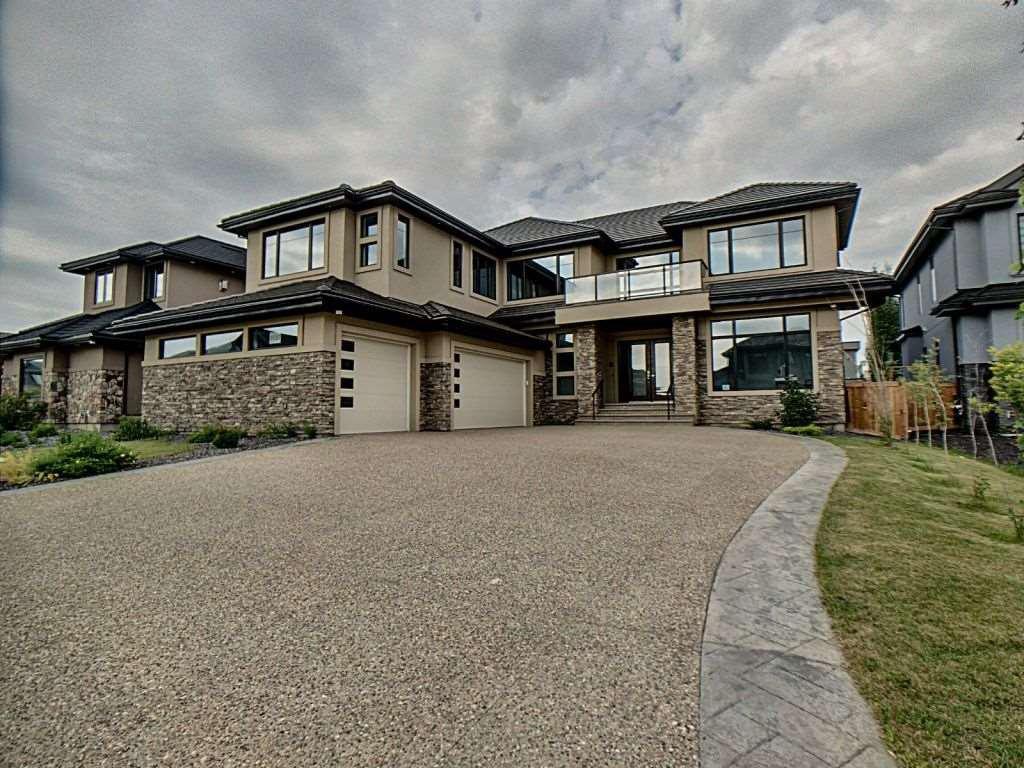 Main Photo: 3510 Watson Point in Edmonton: Zone 56 House for sale : MLS®# E4166170