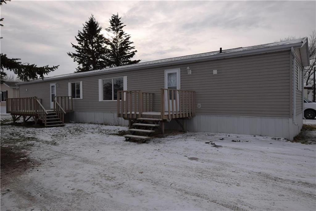 Main Photo: 5 BIRCH Crescent in St Clements: Birdshill Mobile Home Park Residential for sale (R02)  : MLS®# 1932095