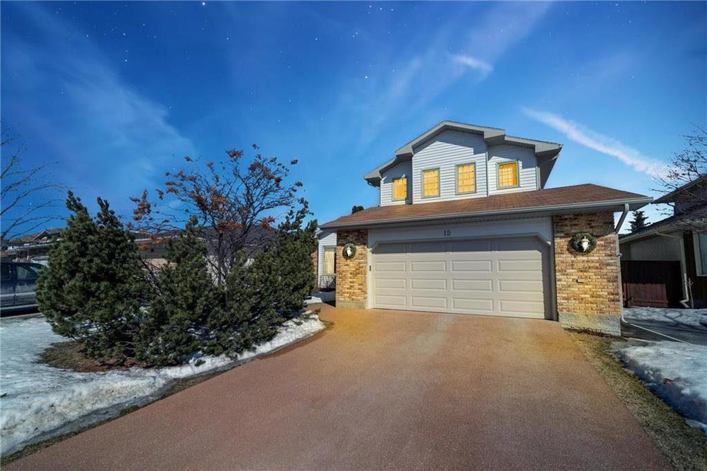 Main Photo: 19 Eaglemount Crescent in Winnipeg: Linden Woods Residential for sale (1M)  : MLS®# 202006559