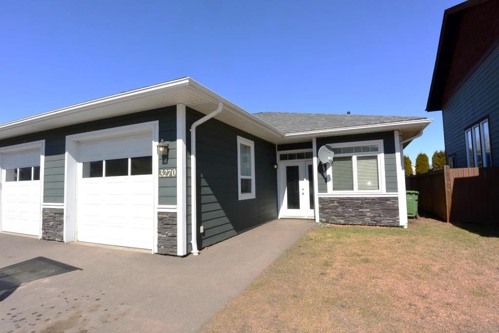 "Main Photo: B 3270 3RD Avenue in Smithers: Smithers - Town 1/2 Duplex for sale in ""WILLOWVALE"" (Smithers And Area (Zone 54))  : MLS®# R2449951"
