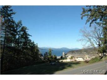 Main Photo: 6819 Wallace Dr in BRENTWOOD BAY: CS Brentwood Bay House for sale (Central Saanich)  : MLS®# 521287