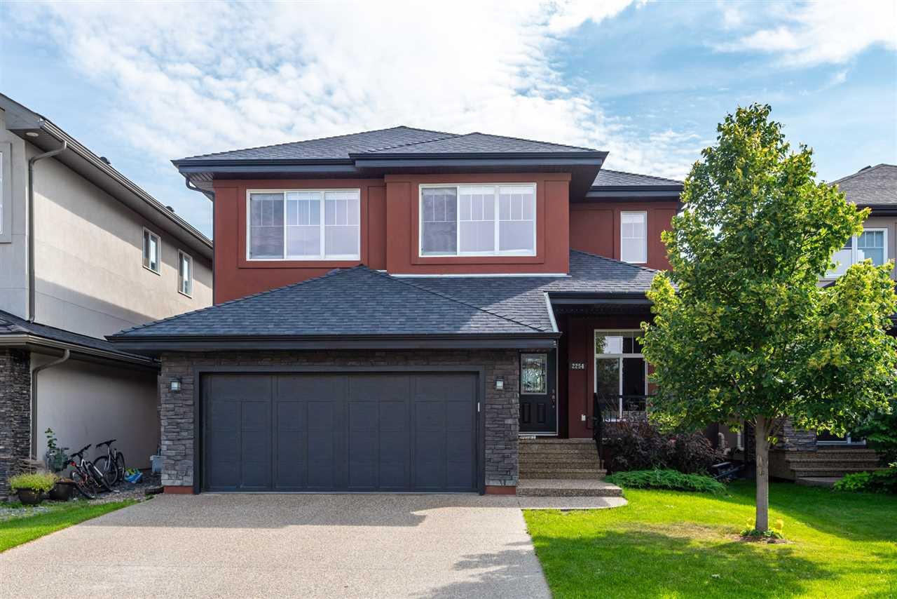 Main Photo: 2254 WARRY Loop in Edmonton: Zone 56 House for sale : MLS®# E4169945
