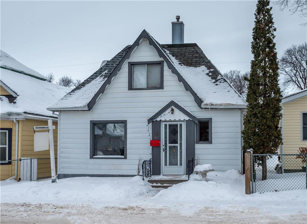 Main Photo: 55 Matheson Avenue East in Winnipeg: Scotia Heights Residential for sale (4D)  : MLS®# 202003024