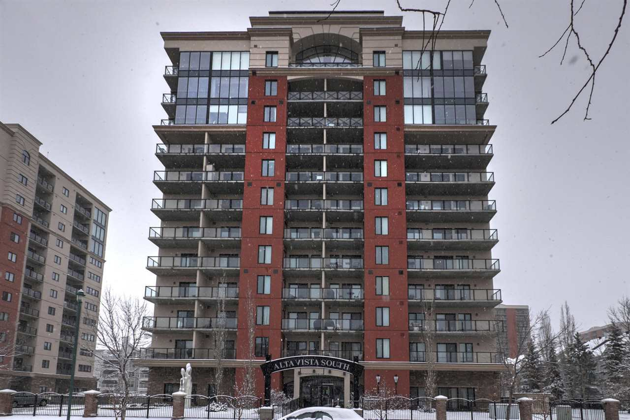 Main Photo: 1203 10303 111 Street in Edmonton: Zone 12 Condo for sale : MLS®# E4188814