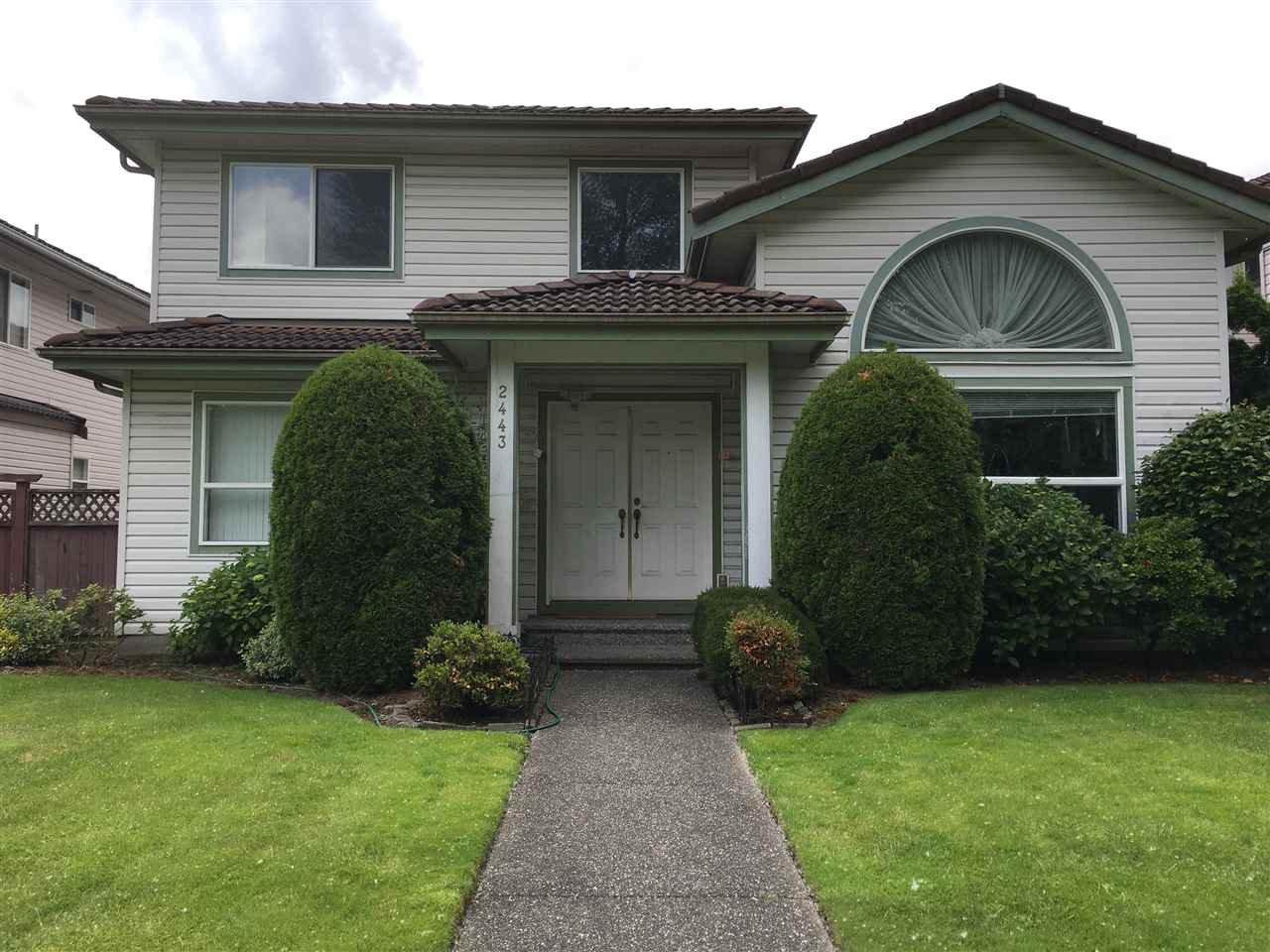 Main Photo: 2443 OTTAWA Street in Port Coquitlam: Riverwood House for sale : MLS®# R2465279