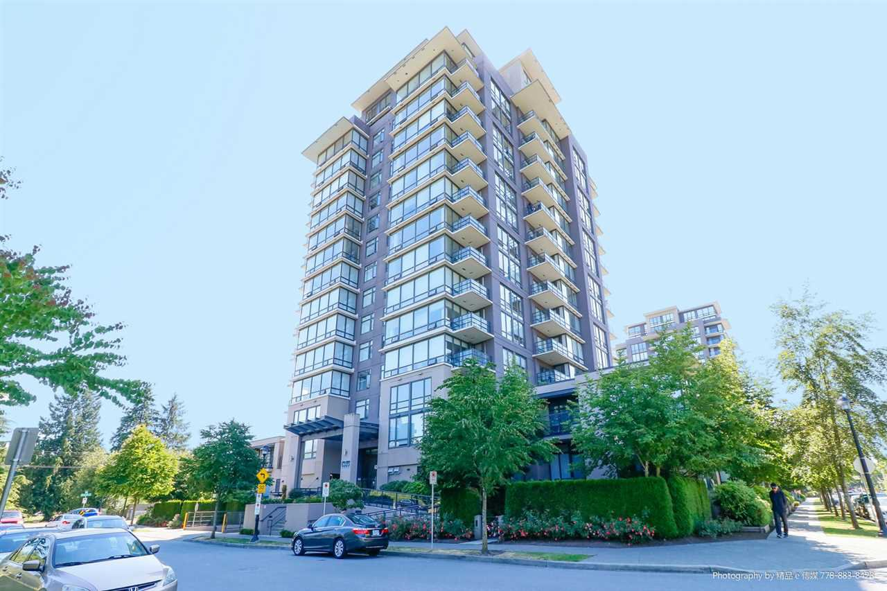Main Photo: 1608 6333 KATSURA STREET in : McLennan North Condo for sale : MLS®# R2382230