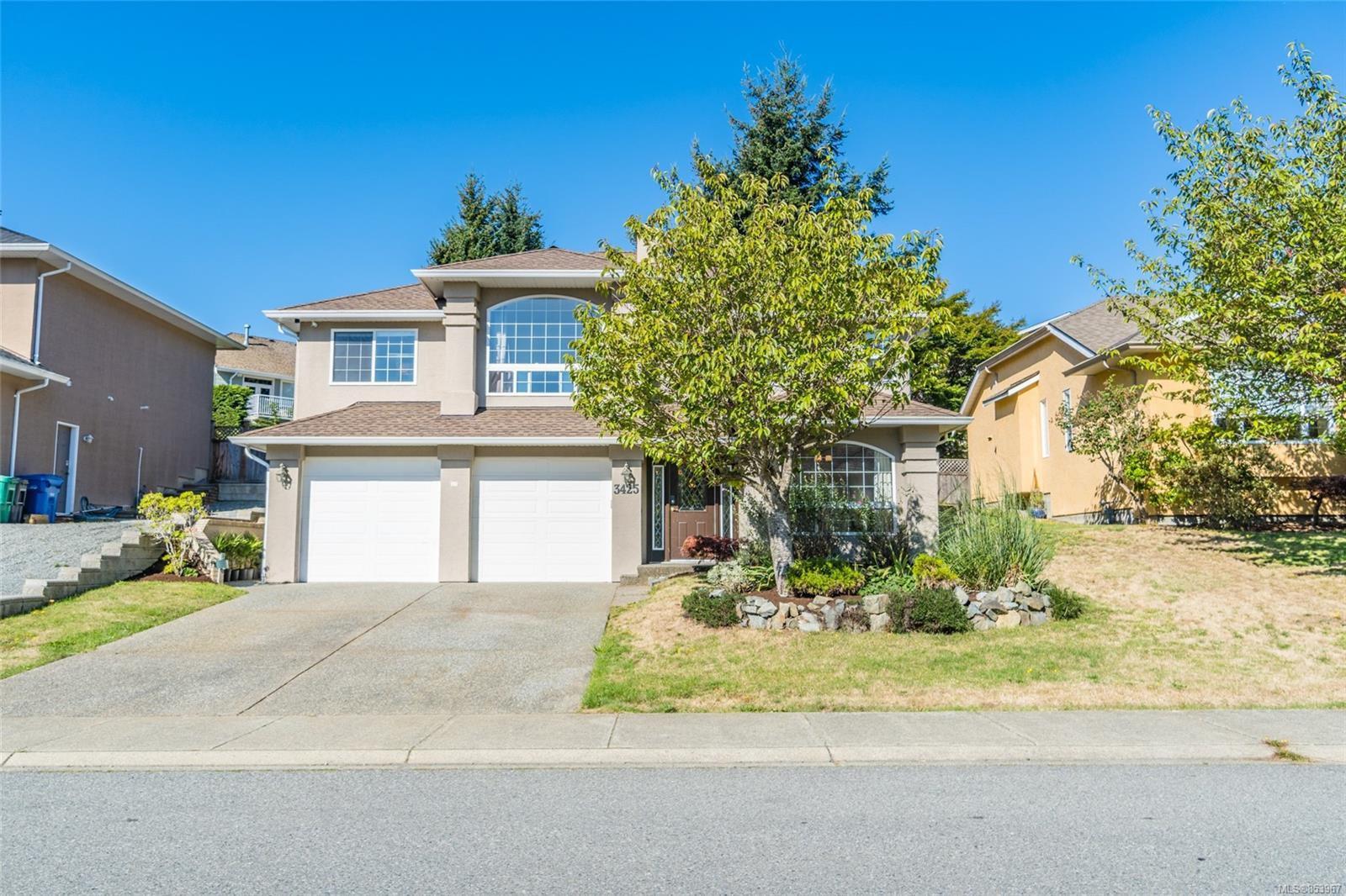 Main Photo: 3425 Planta Rd in : Na North Nanaimo Single Family Detached for sale (Nanaimo)  : MLS®# 853967