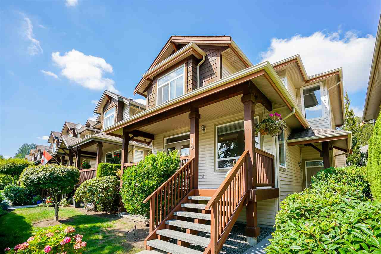 """Main Photo: 10 2387 ARGUE Street in Port Coquitlam: Citadel PQ House for sale in """"The Waterfront at Citadel Landing"""" : MLS®# R2495210"""