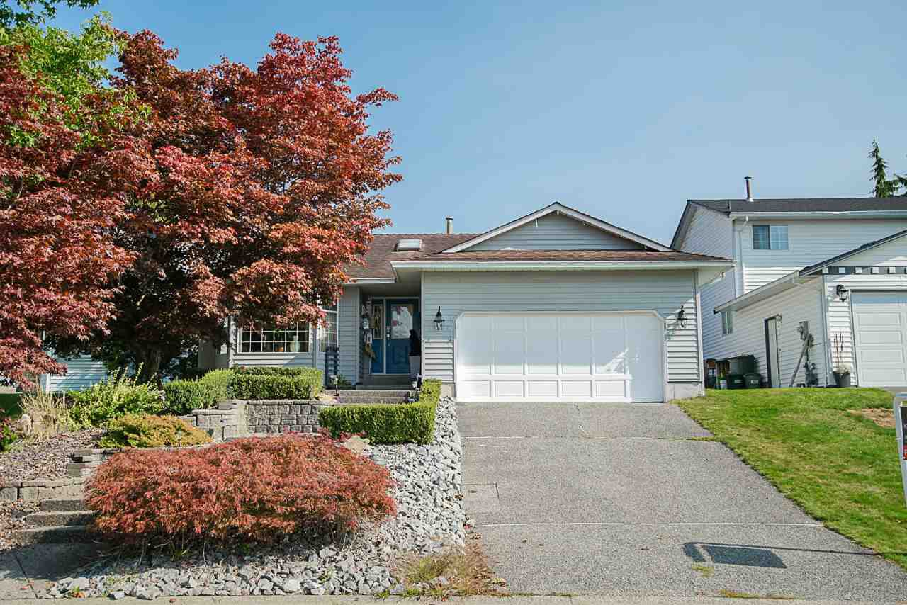 Main Photo: 12148 MAKINSON Street in Maple Ridge: Northwest Maple Ridge House for sale : MLS®# R2504100