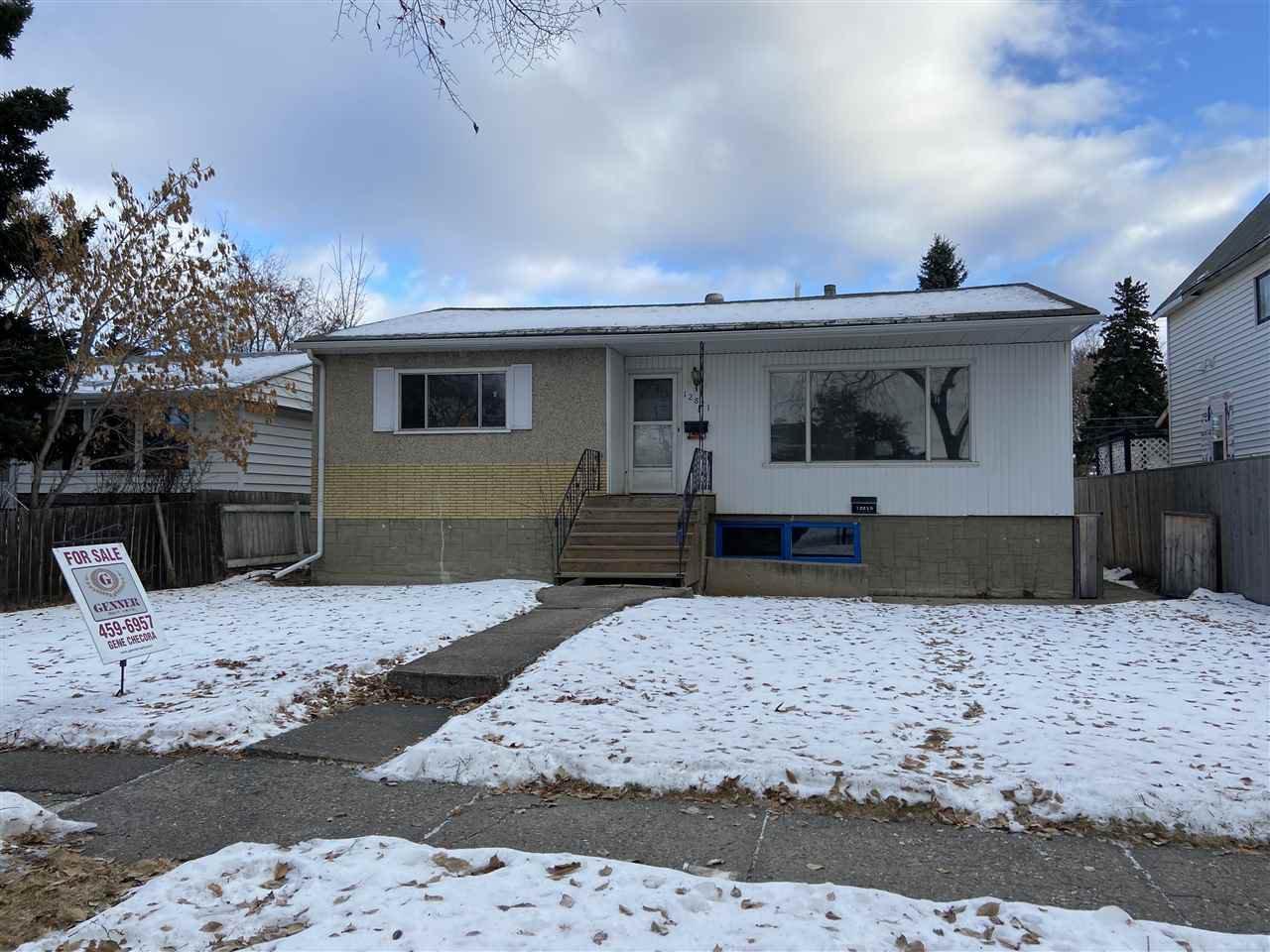 Main Photo: 12821 125 Street in Edmonton: Zone 01 House Duplex for sale : MLS®# E4217736