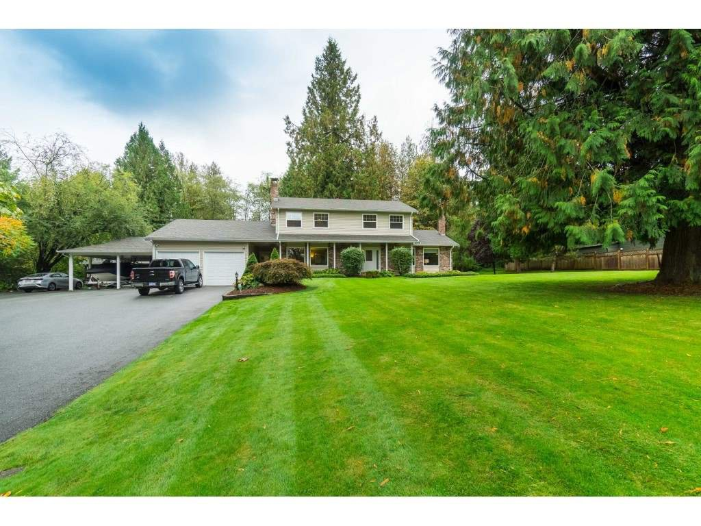 Main Photo: 22154 88 Avenue in Langley: Fort Langley House for sale : MLS®# R2508531