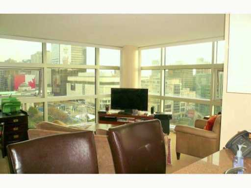 Main Photo: 1328 938 SMITHE Street in Vancouver: Downtown VW Condo for sale (Vancouver West)  : MLS®# V815779