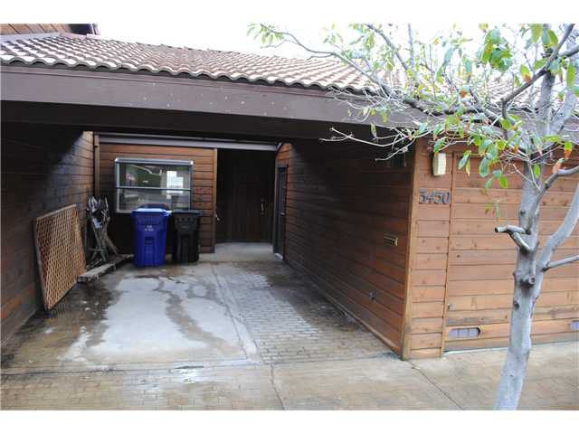 Main Photo: SAN DIEGO Townhouse for sale : 2 bedrooms : 3450 Columbia