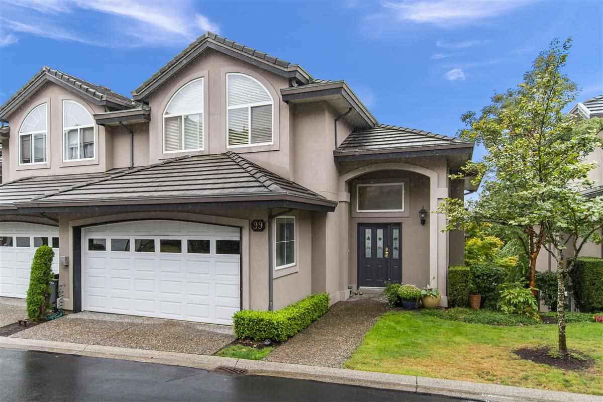 "Main Photo: 99 678 CITADEL Drive in Port Coquitlam: Citadel PQ Townhouse for sale in ""Citadel Pointe"" : MLS®# R2399817"