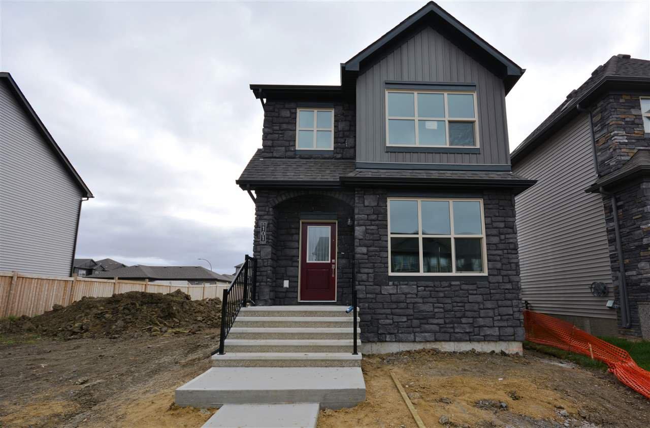 Main Photo: 101 GREENBURY Close: Spruce Grove House for sale : MLS®# E4176492