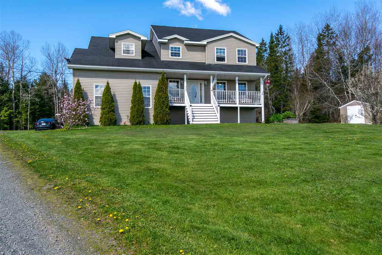 Main Photo: 1394 Wentworth Road in Sweets Corner: 403-Hants County Residential for sale (Annapolis Valley)  : MLS®# 201927073
