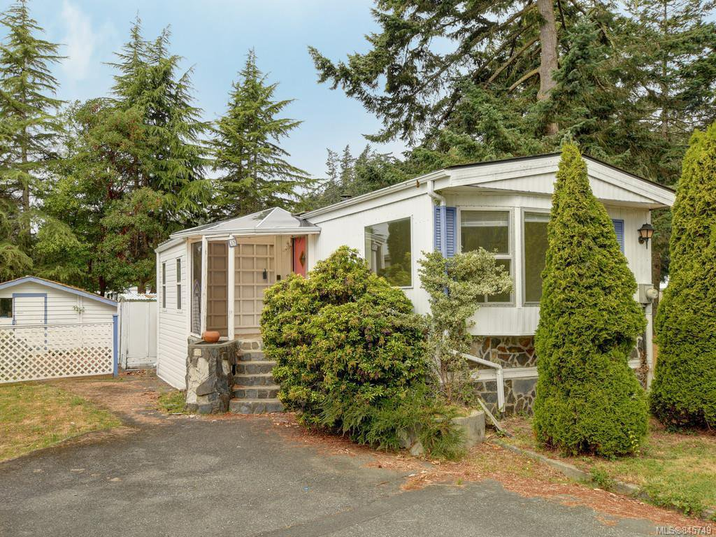 Main Photo: 35 7871 West Coast Rd in : Sk Kemp Lake Manufactured Home for sale (Sooke)  : MLS®# 845749