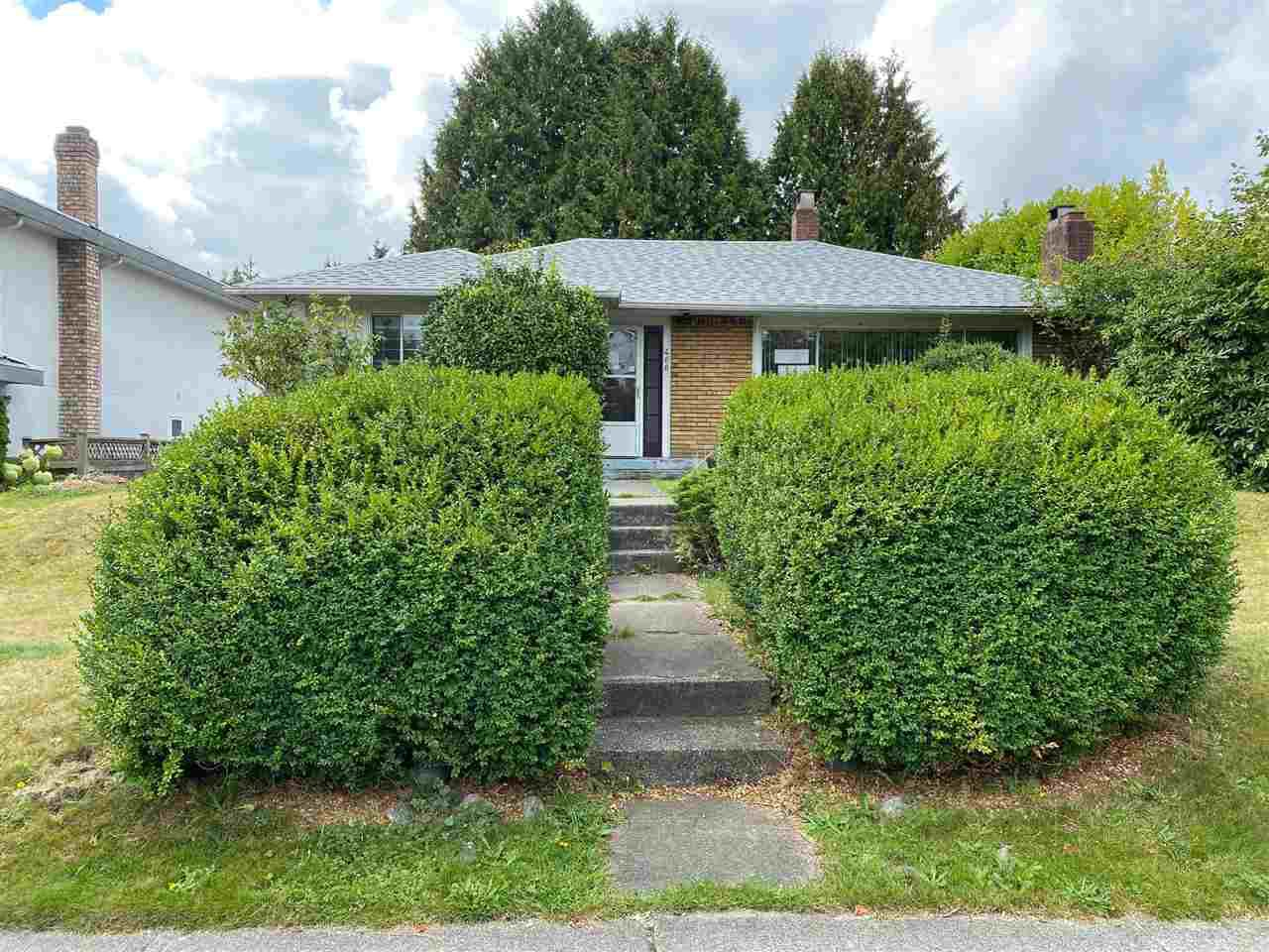 Main Photo: 460 W 48TH Avenue in Vancouver: Oakridge VW House for sale (Vancouver West)  : MLS®# R2493888