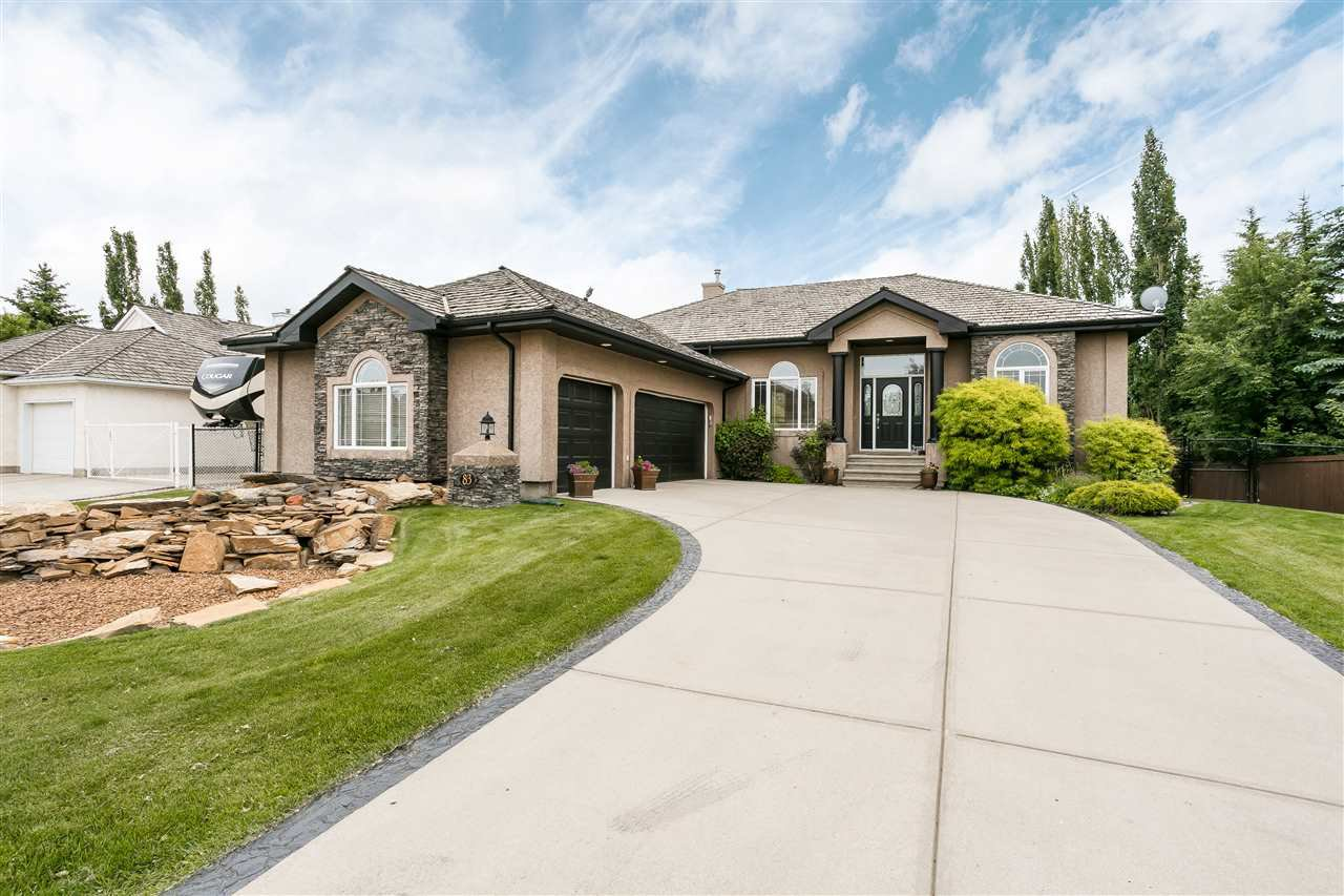 Main Photo: 83 52304 RGE RD 233: Rural Strathcona County House for sale : MLS®# E4212951