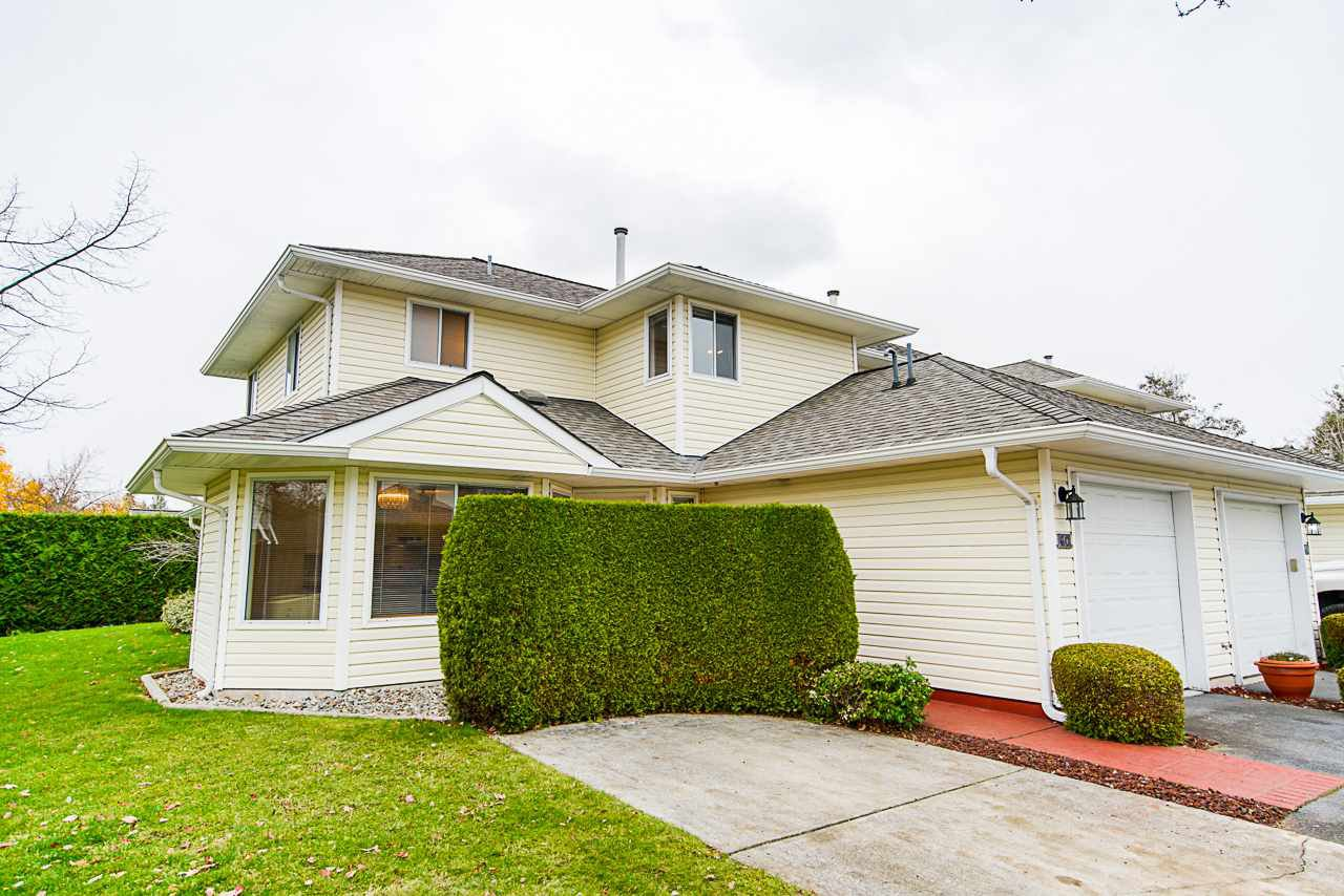 """Main Photo: 60 21928 48 Avenue in Langley: Murrayville Townhouse for sale in """"MURRAYVILLE"""" : MLS®# R2516598"""