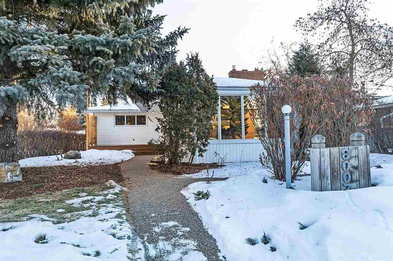 Main Photo: 8007 141 Street in Edmonton: Zone 10 House for sale : MLS®# E4224630