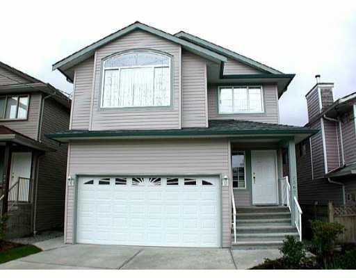 Main Photo: 2362 KELLY AV in Port_Coquitlam: Central Pt Coquitlam House for sale (Port Coquitlam)  : MLS®# V296449