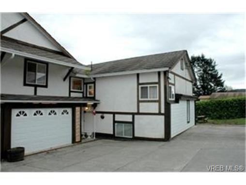 Main Photo: 2071 Charters Road in SOOKE: Sk Sooke Vill Core Strata Duplex Unit for sale (Sooke)  : MLS®# 238017