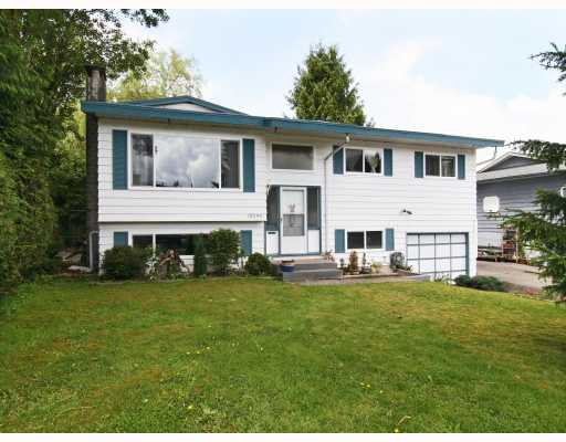 Main Photo: 12095 GEE Street in Maple_Ridge: East Central House for sale (Maple Ridge)  : MLS®# V770286