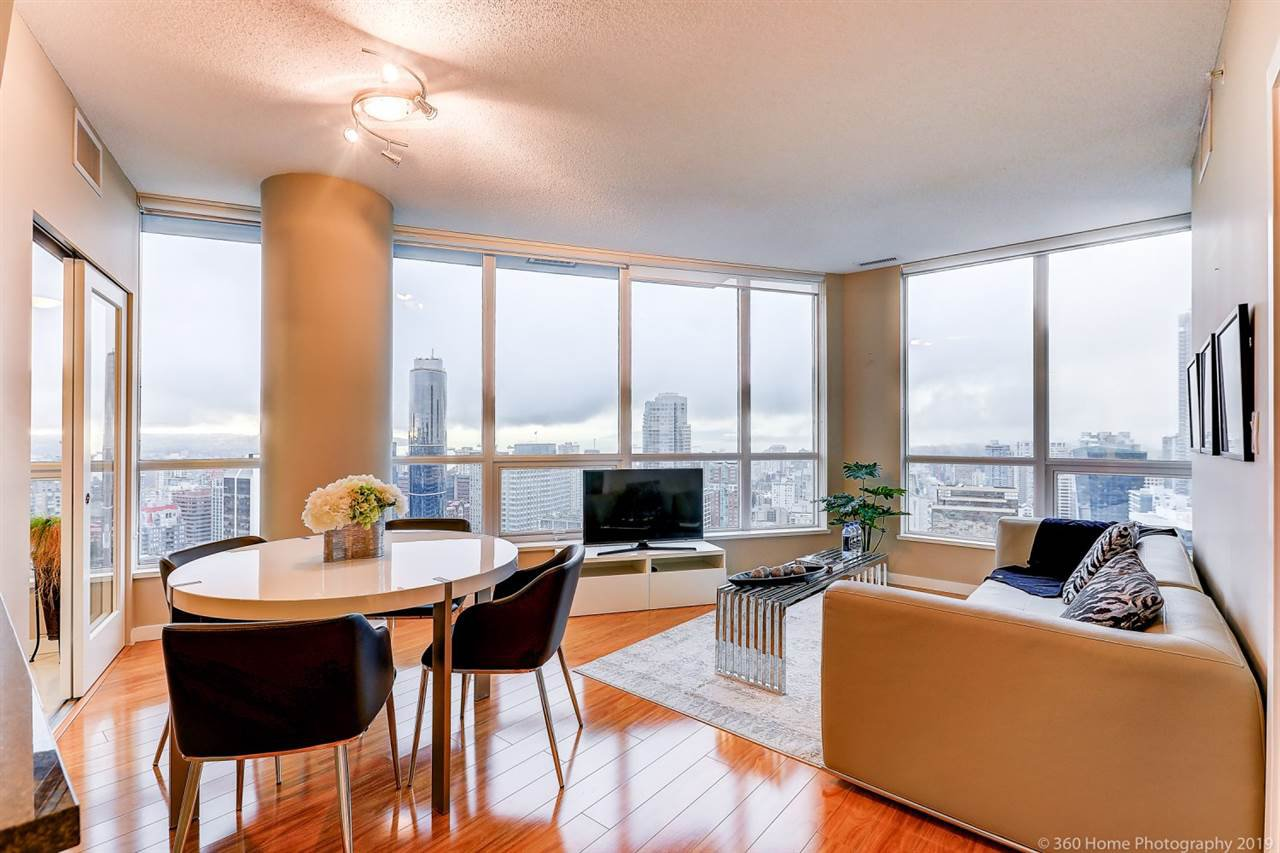 "Main Photo: 3606 833 SEYMOUR Street in Vancouver: Downtown VW Condo for sale in ""Capitol"" (Vancouver West)  : MLS®# R2411986"