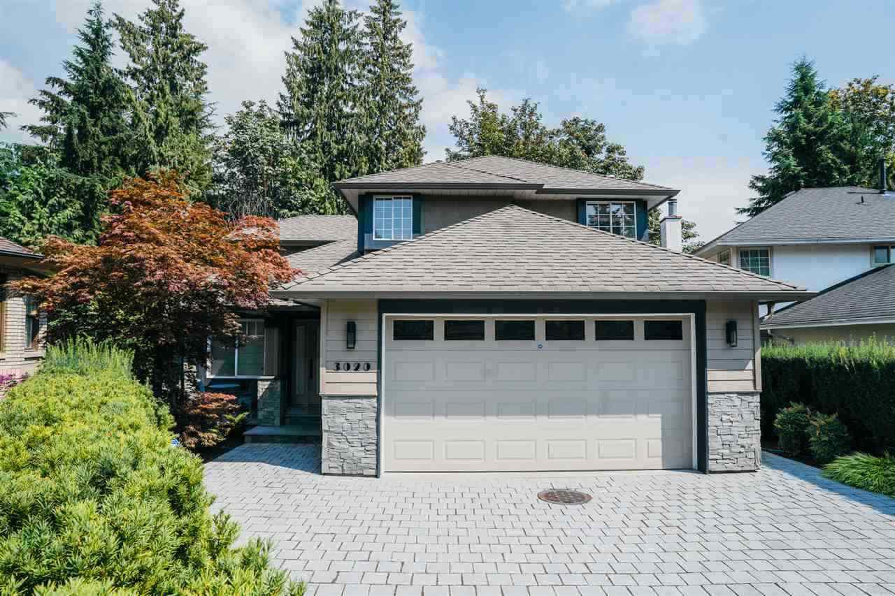 Main Photo: 3020 GRIFFIN Place in North Vancouver: Edgemont House for sale : MLS®# R2421592