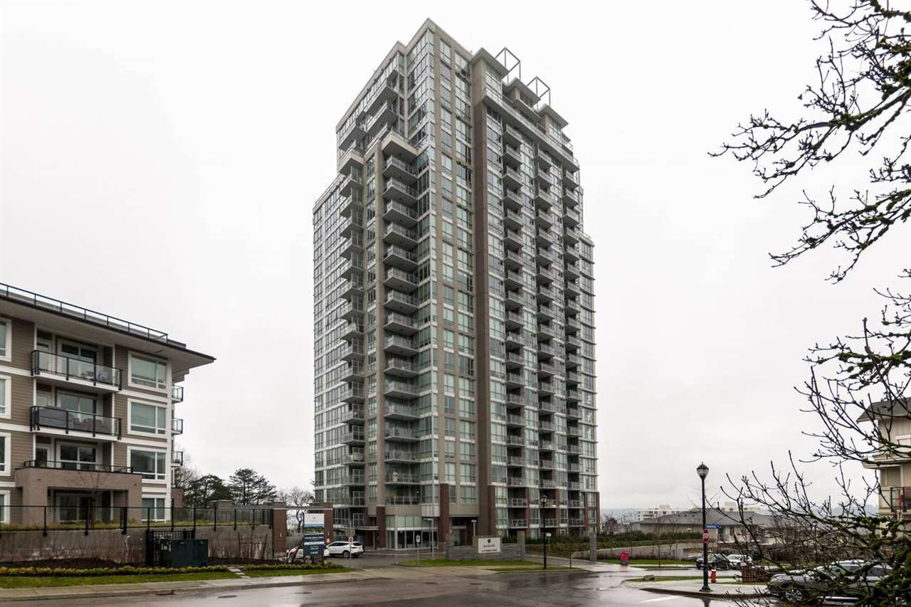 Main Photo: 1910 271 Francis Way, New Westminster, BC, V3L 0H2 in New Westminster: Fraserview NW Condo for sale : MLS®# R2237021