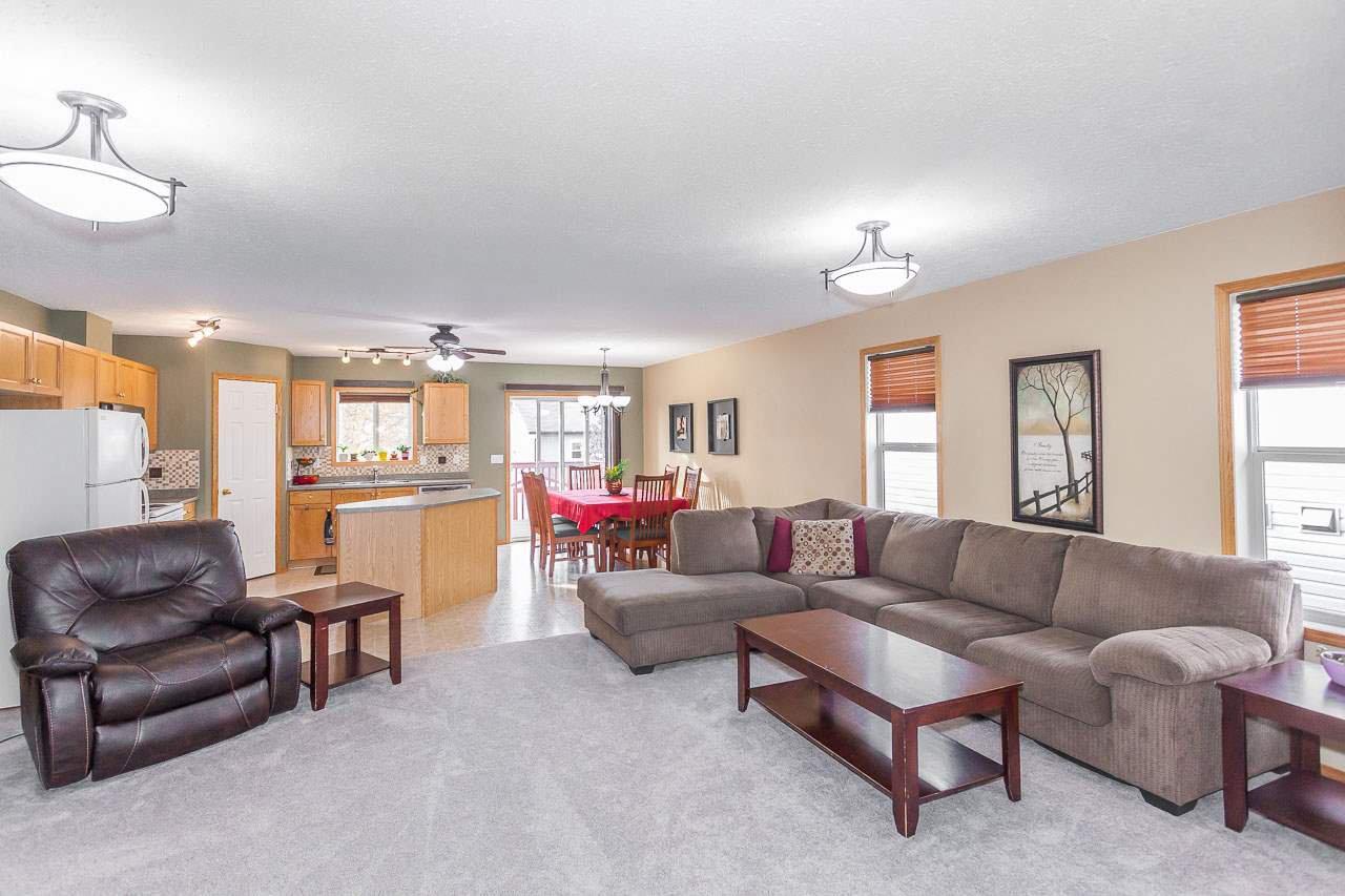 Main Photo: 501 KANANASKIS Drive: Devon House Half Duplex for sale : MLS®# E4184814