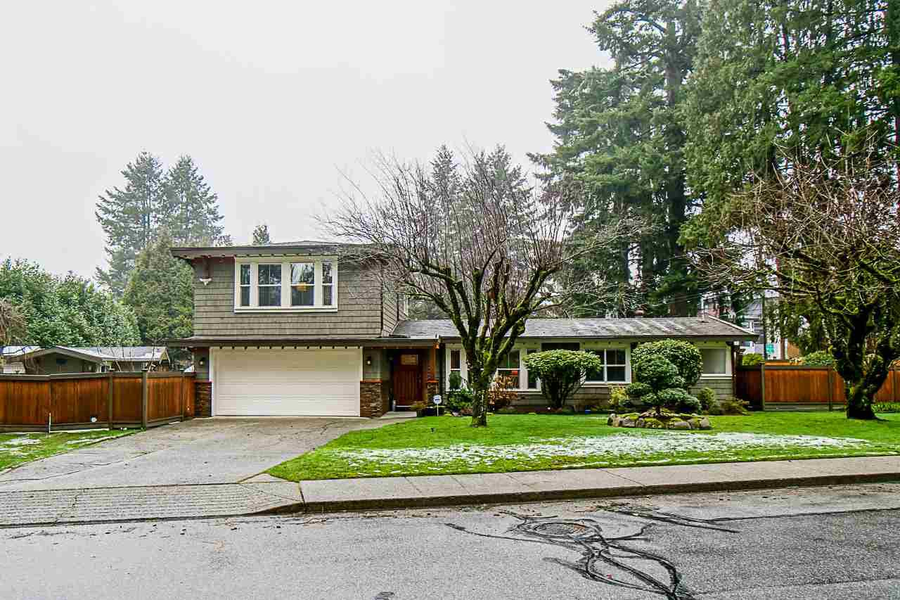 This fabulous home is located on a 8,800 sq ft corner lot!