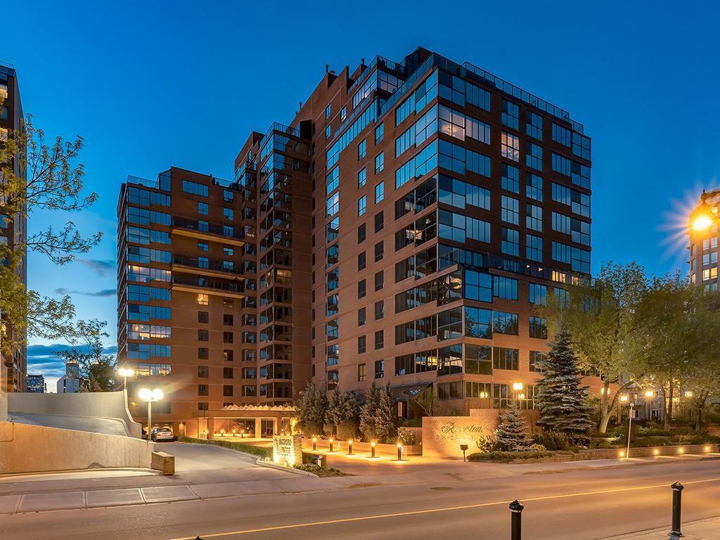Main Photo: 1008 318 26 Avenue SW in Calgary: Mission Apartment for sale : MLS®# C4300259