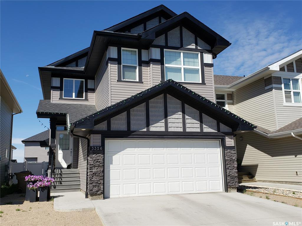 Main Photo: 3326 GREEN LILY Road in Regina: Greens on Gardiner Residential for sale : MLS®# SK821551